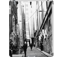 Hosier Lane, Melbourne iPad Case/Skin