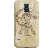 Vitruvian Hunters Samsung Galaxy Case/Skin