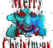 EVIL CHRISTMAS GREETING by LadyEvil