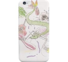 Breakfast Dragon iPhone Case/Skin