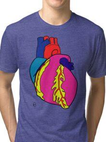Big Heart Tri-blend T-Shirt