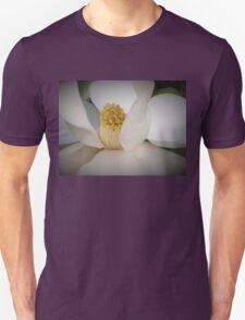 Magnolia macro Unisex T-Shirt