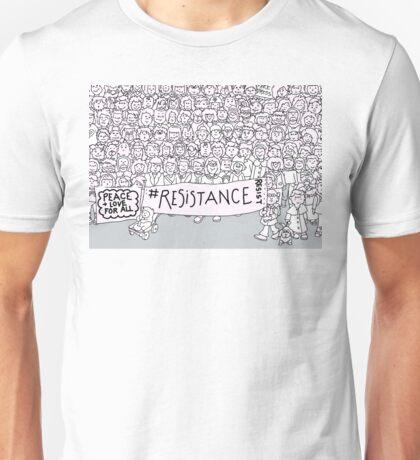 # Resistance Unisex T-Shirt