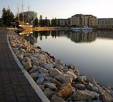Glenelg, South Australia by Michael Humphrys
