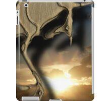 ~father/time~ (one) iPad Case/Skin
