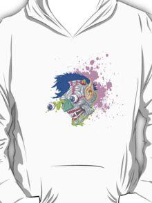 Gross 'N Gruesome Monster Face T-Shirt