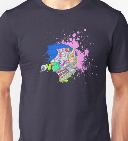 Gross 'N Gruesome Monster Face Unisex T-Shirt