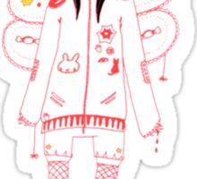 Magical Girl Sticker