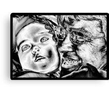 A Grandma`s Love Canvas Print