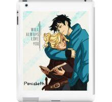 Percabeth for Life iPad Case/Skin