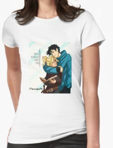 Percabeth for Life Womens Fitted T-Shirt