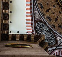 Interior Of Suleymaniye by Mohammed Abdul Quddus
