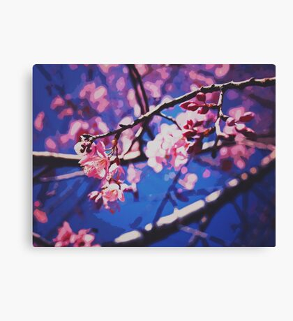 More Flowers Canvas Print