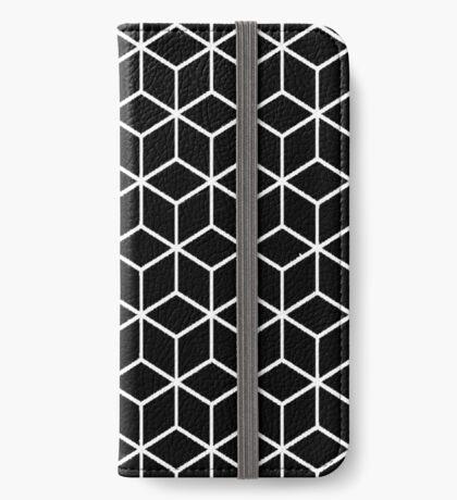 3D Cube Art iPhone Wallet/Case/Skin