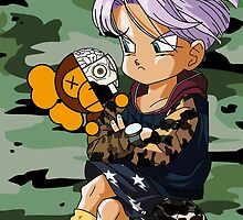 HMN ALNS DBZ TRUNKS by HMNALNS