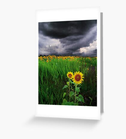 Us Together Greeting Card