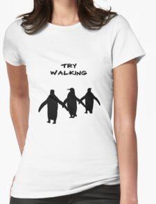 Pingoo Womens Fitted T-Shirt