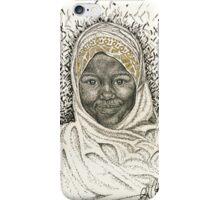 LittleTanzanian Girl iPhone Case/Skin