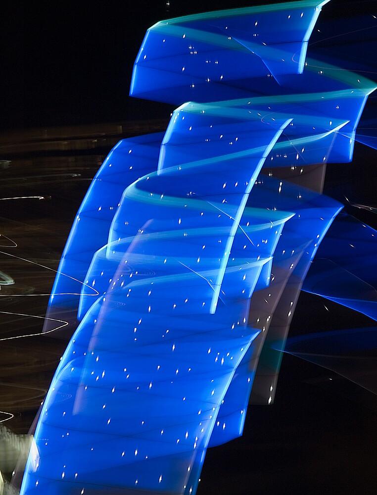Blue Ribbon by Blackstump