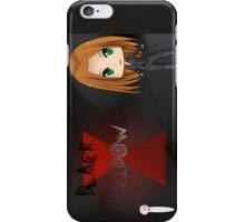 Black Widow by KlockworkKat iPhone Case/Skin