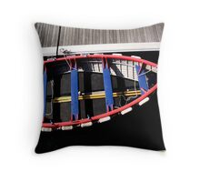 dinghy Throw Pillow