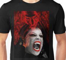 Gothic Vampire Unisex T-Shirt