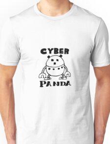 Cyber Panda Unisex T-Shirt