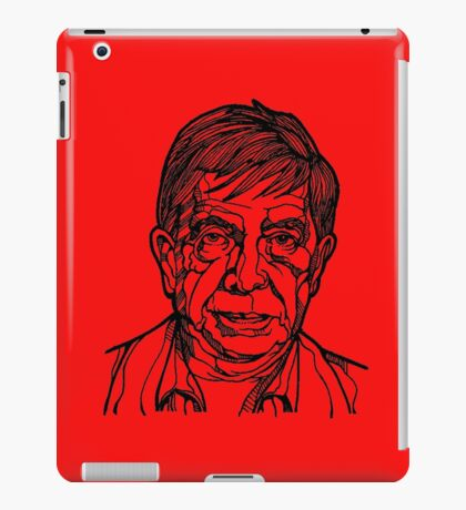 joe kenda iPad Case/Skin