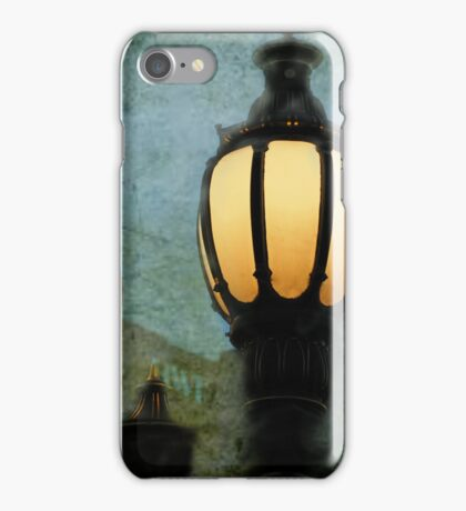 Gas Light iPhone Case/Skin