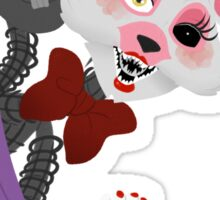 The Mangle Sticker