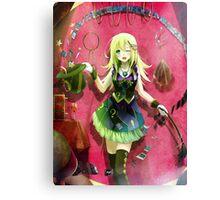 Yu-gi-oh! - Dark Magician Girl Canvas Print