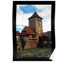 Dambach - gate house Poster