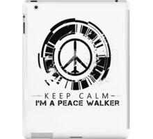 Peace Walker iPad Case/Skin