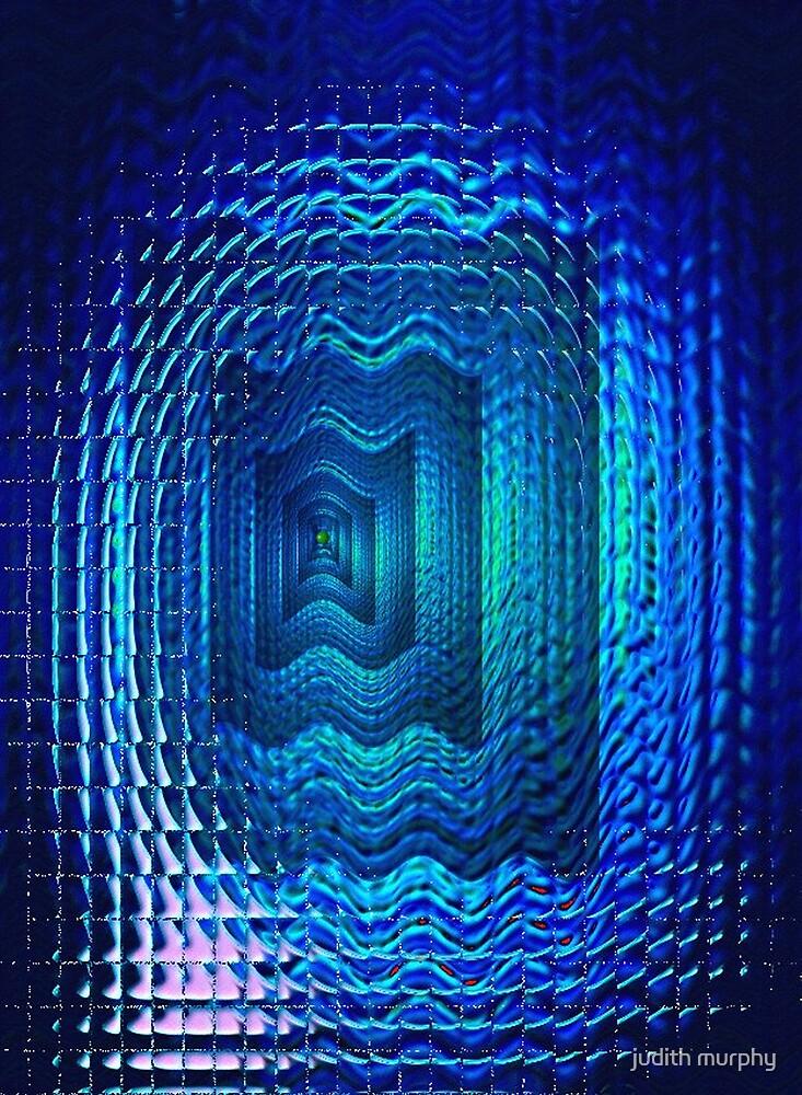 Blue feedback by judith murphy