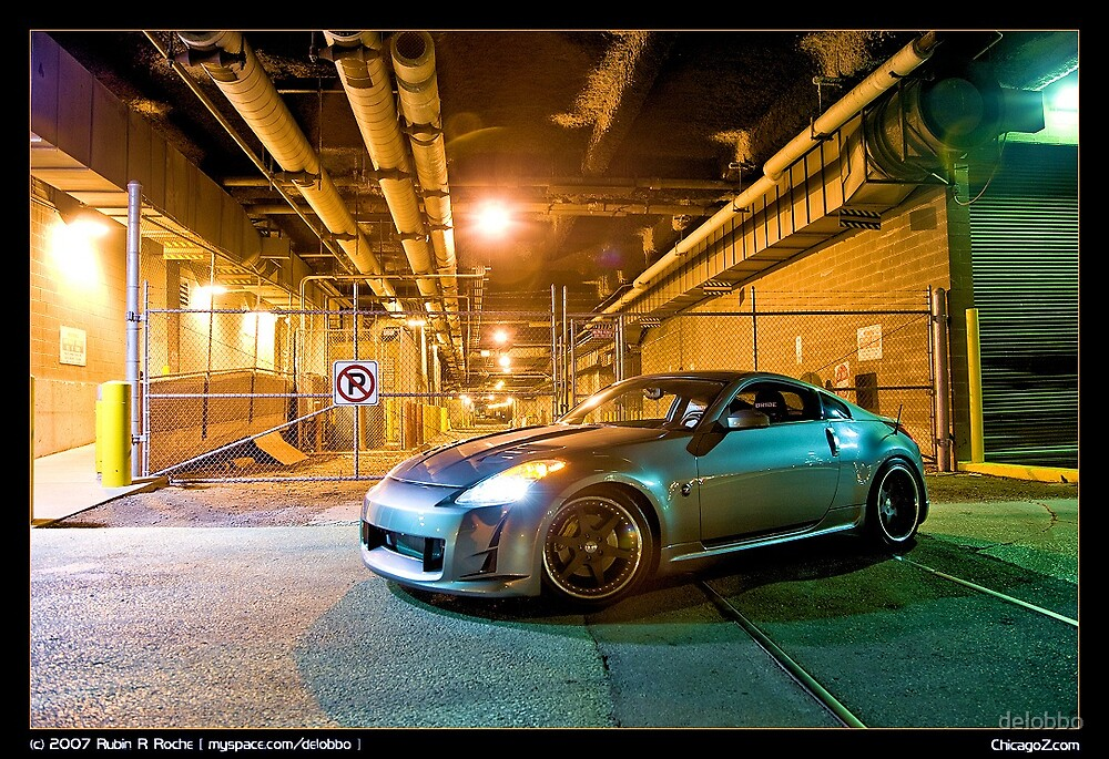 synth19's 350Z by delobbo