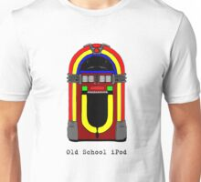 Old School iPod - Colour Unisex T-Shirt