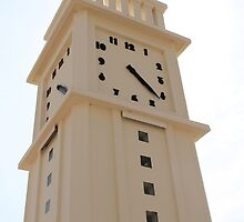 The Time Guardian II - Les Sables d'Olonne, France by Tiffany Lenoir