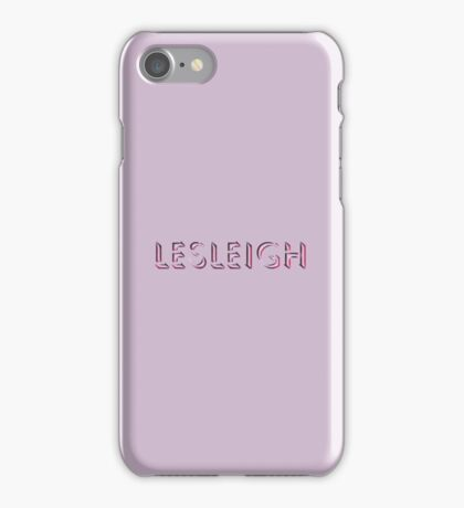 Lesleigh iPhone Case/Skin