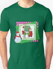 With Love from the Claus Family T-Shirt