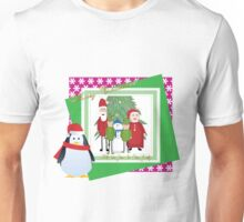 With Love from the Claus Family Unisex T-Shirt