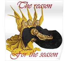 Baby Jesus: The Reason for the Season Poster