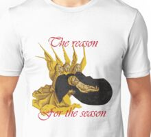 Baby Jesus: The Reason for the Season Unisex T-Shirt