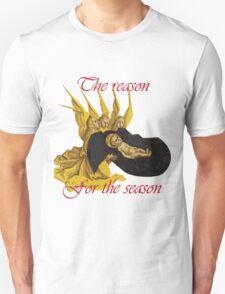 Baby Jesus: The Reason for the Season T-Shirt