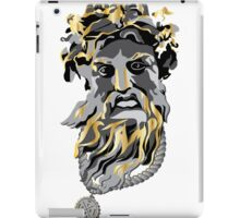 STAMPtheBrand Gold Zeus iPad Case/Skin