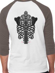 Shoulders and Spine Celtic Design Men's Baseball ¾ T-Shirt