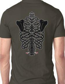 Shoulders and Spine Celtic Design Unisex T-Shirt