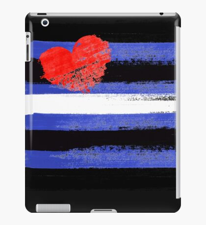 Leather Pride Art iPad Case/Skin