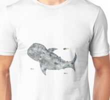 Whale be alright  Unisex T-Shirt
