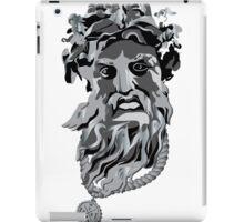 STAMPtheBrand Silver Zeus iPad Case/Skin
