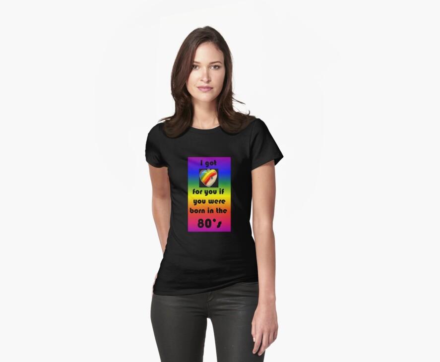 Rainbow love by Phyxius